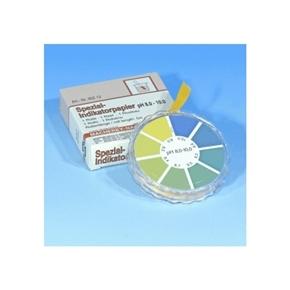 Papel Indicador de pH 8-10 Rolo
