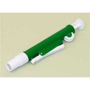 Pipetador Pi-Pump Faixa de Medição para Pipetas de Até 10ml, Cor Verde