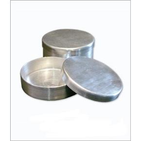 Placa de Petri em Alumínio com Tampa 60x20mm