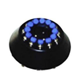 Rotor dos Modelos DT2-4000 e DT-4500 - Capacidade 12x15ml - Ângulo Fixo