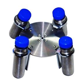 Rotor dos Modelos DT2-4000 e DT-4500 - Capacidade 4x50ml - Basculante