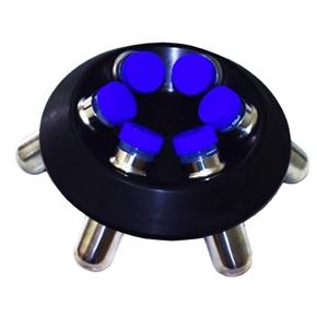 Rotor dos Modelos DT2-4000 e DT-4500 - Capacidade 6x50ml - Ângulo Fixo (45°)