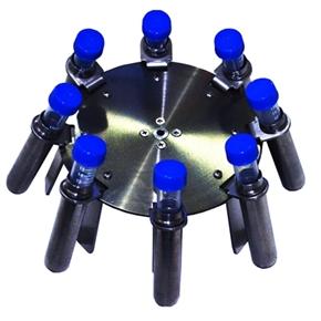 Rotor dos Modelos DT2-4000 e DT-4500 - Capacidade 8x15ml - Basculante
