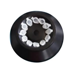 Rotor Fixo para a Centrifuga DT-20000 e DTR-20000 - Capacidade 12x0,5ml