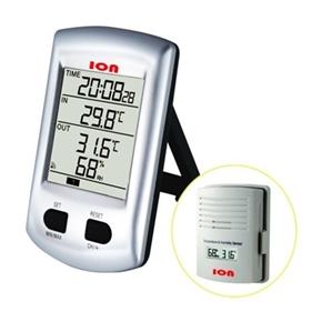 Termo-Higrômetro (Termômetro + Higrômetro) - Wi-Fi