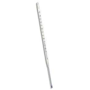 Termômetro Com Junta Esmerilhada (Haste de Até 200mm Junta Opicional) 0+360:1°C Comprimento De 320mm