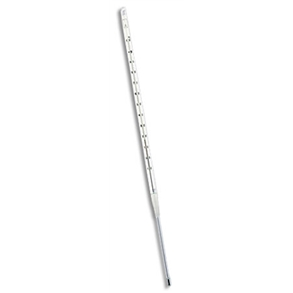 Termômetro Com Junta Esmerilhada (Haste de Até 200mm Junta Opicional) 0+100:1°C Comprimento De 220mm