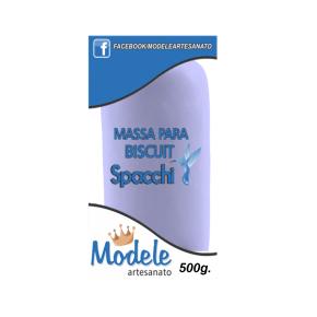 Massa para Biscuit 500g 029 Roxo