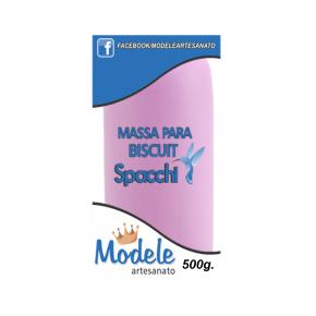 Massa para Biscuit 500g 041 Magenta