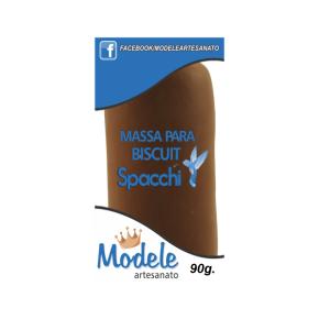 Massa para Biscuit 90g 067 Canela