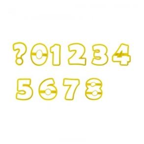 Cortador de Números 8,5cm