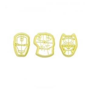Cortador Kit Heróis 3