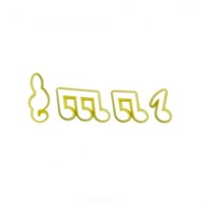 Cortador Kit Notas Musicais