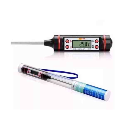 Geotermômetro tipo Espeto