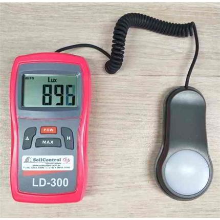 Luxímetro digital portátil para estufa