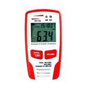 Data Logger de Temperatura & Umidade modelo DLHT-70
