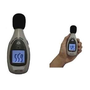 Mini-Decibelímetro digital