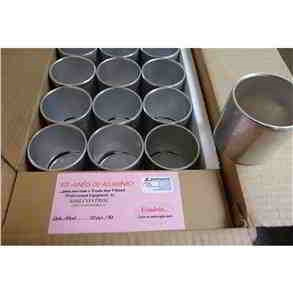 Kit-Anéis de Alumínio p/ Trado Uhland