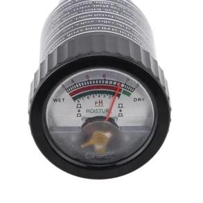 Medidor de pH e Umidade de Solos