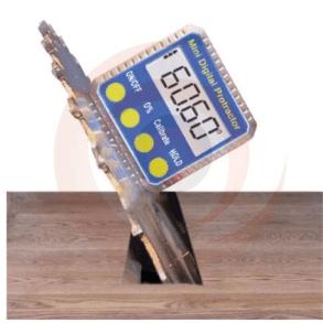 Mini-Clinômetro Digital modelo Protractor