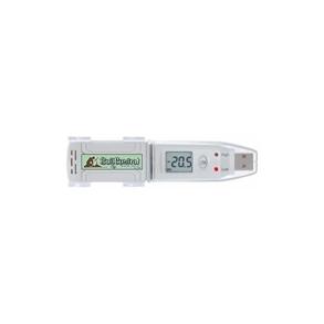 Mini Termohigrômetro com datalogger