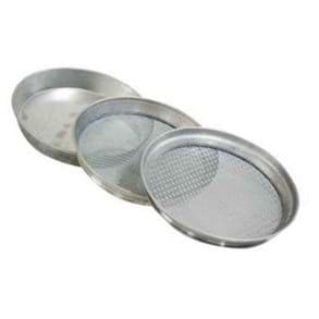 Kit-Peneira em Alumínio para Classificação de Grãos