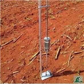 aplicacao do penetrometro campo