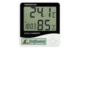 Termohigrômetro Digital de Parede