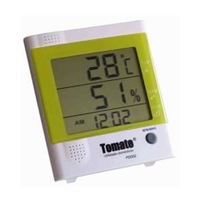 Termohigrômetro digital modelo Tomate
