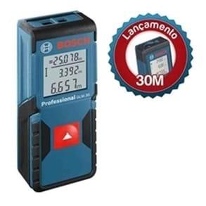 Trena a Laser Bosch modelo GLM-30
