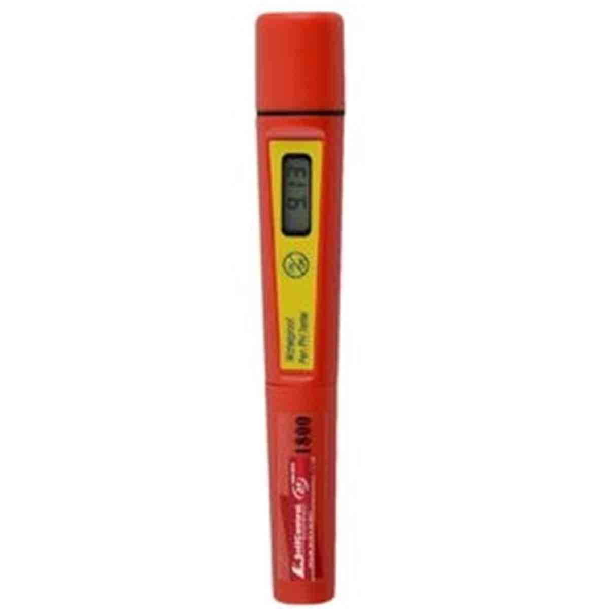 Medidor de pH portátil à prova d'água *